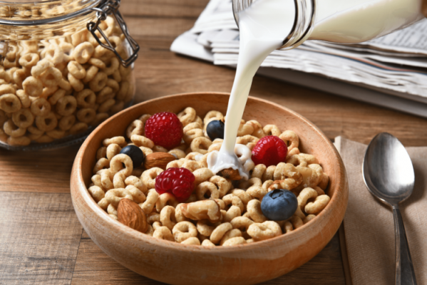 Ngũ cốc là nguồn bổ sung chất xơ rất tốt cho cơ thể