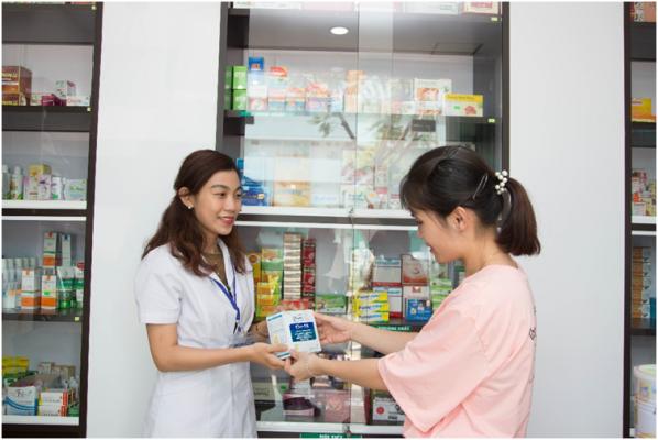 Không chỉ là nơi cung cấp thuốc chất lượng cao, Nhà thuốc Đại học còn là địa chỉ thực tập của sinh viên Duy Tân