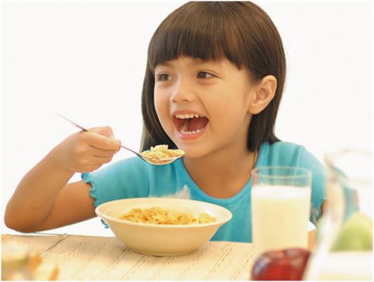 Sức khỏe bắt đầu từ bữa ăn