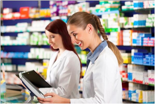 Áp dụng công nghệ vào quản lý nhà thuốc đã trở nên phổ biến