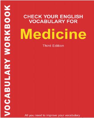 """Với những bài học từ vựng hiệu quả, sách là """"bảo bối"""" cho những ai muốn học tốt từ vựng ngành y."""