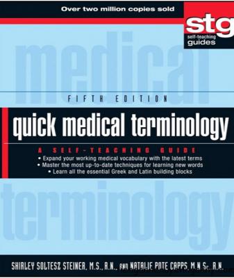 Quick Medical Terminology là giáo trình hướng dẫn sinh viên tự học tiếng Anh chuyên ngành Y