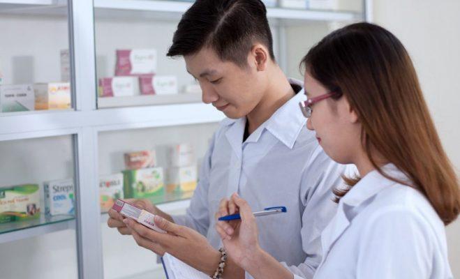 Theo học ngành Dược không lo…thiếu việc làm