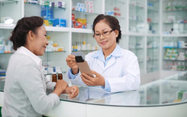Cách tư vấn thuốc của Dược sĩ