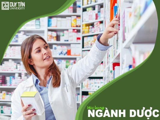 Việc làm ngành Dược